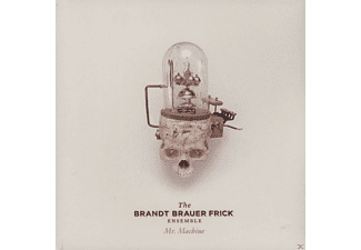 The Brandt Brauer Frick Ensemble - Mr. Machine - (Vinyl)