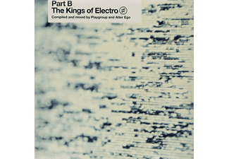 VARIOUS - The Kings Of Electro (Part2) - (Vinyl)