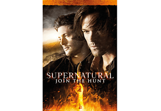 Supernatural Poster Fire