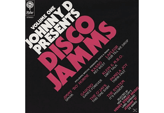 VARIOUS - Disco Jamms (Volume One) - (Vinyl)