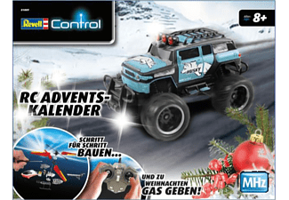 revell adventskalender rc truck 01010 mediamarkt. Black Bedroom Furniture Sets. Home Design Ideas