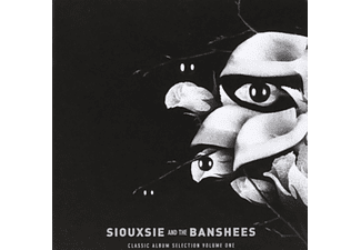 Siouxsie And The Banshees Classic Album Selection VOL.1 (Limited Edition) CD