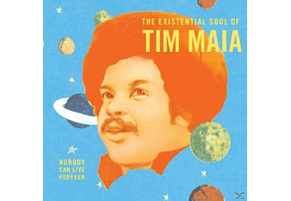 Tim Maia - The Existential Soul Of Tim Maia - (Vinyl)