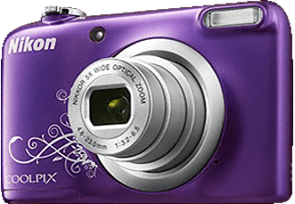 NIKON COOLPIX A10 Purple