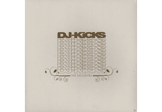 VARIOUS - Dj Kicks - The Exclusives - (Vinyl)