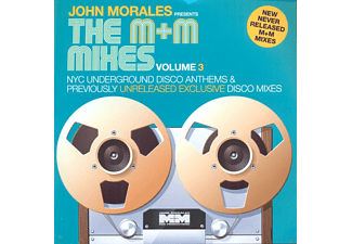John Morales - The M+M Mixes Vol.3 (2xlp) - (Vinyl)