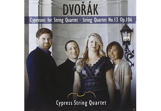 Cypress String Quartet - String Quartet 13 Op.106 [CD]