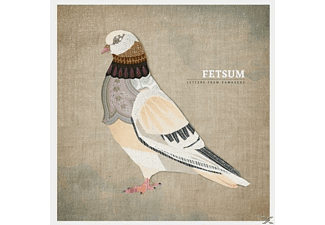 Fetsum - Letters From Damascus (Remixes - (Vinyl)