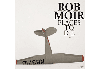 Rob Moir - Places To Die - (Vinyl)