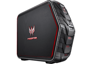 ACER Predator G6-710, Gaming PC mit Core™ i7 Prozessor, 32 GB RAM, 3 TB HDD, 256 GB SSD, GeForce® GTX 1080, 8 GB
