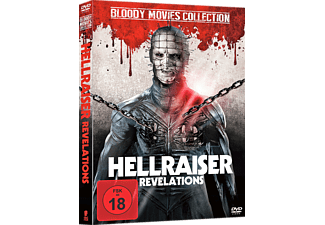 Hellraiser: Revelations (Bloody Movies Collection, Uncut) [DVD]