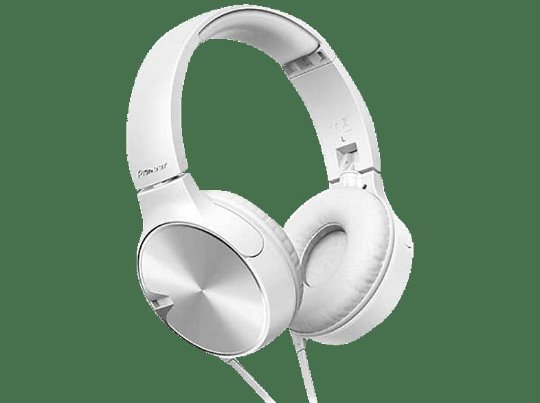 PIONEER SE-MJ722T White - (SE-MJ722T-W) αξεσουάρ ακουστικά ακουστικά headphones photo   video   offline ακουστικά ακουστ
