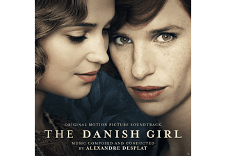 Alexandre Desplat Danish Girl (OST) CD