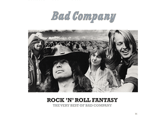 Bad Company - Rock 'n' Roll Fantasy:The Very Best Of B.C. - (Vinyl)