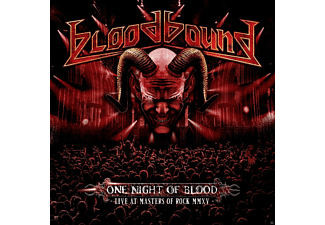 Bloodbound One Night Of Blood CD + DVD Βίντεο