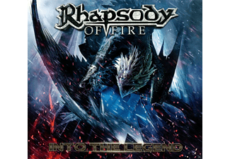 Rhapsody Of Fire - Into The Legend (Lim.Digipak) - (CD)