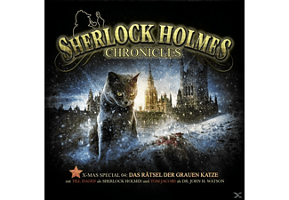 Sherlock Holmes Chronicles-Weihnachts-Special 4 - 1 CD - Krimi/Thriller