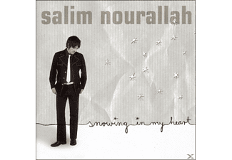 Salim Nourallah - Snowing In My Heart - (CD)