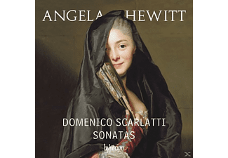 Angela Hewitt - Sonaten - (CD)