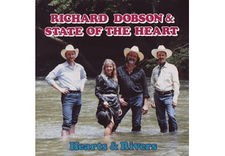 Richard Dobson - Hearts & Rivers - (CD)