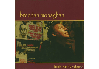 Brendan Monaghan - Look No Further [CD]