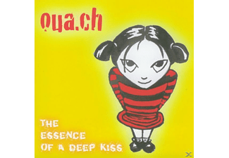 QUA.CH - The Essence Of A Deep Kiss - (CD)