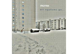 Motek - All Systems Go... - (CD)