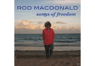 Rod Macdonald - Songs Of Freedom [CD]