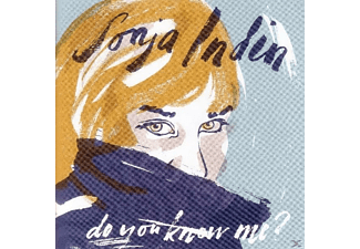Sonja Indin - Do You Know Me - (CD)