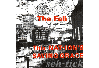 The Fall - This Nation's Saving Grace - (CD)