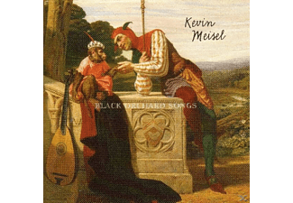 Kevin Meisel - Black Orchard Songs [CD]