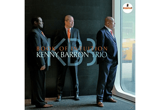 Kenny Barron Trio - Book of Intuition (CD)