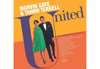 MARVIN GAYE -  UNITED [Βινύλιο]