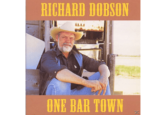 Richard Dobson - One Bar Town - (CD)