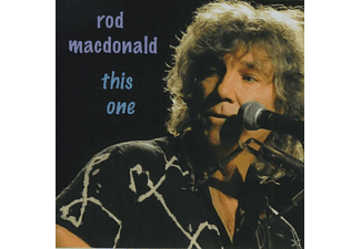 Rod Macdonald - This One - (CD)