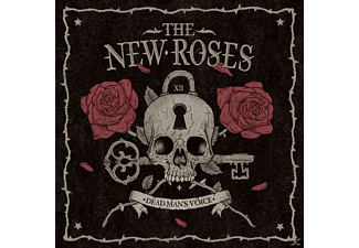 The New Roses - Dead Man S Voice (Black Vinyl) - (Vinyl)