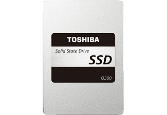 TOSHIBA Q300 Solid State Drive, 15nm, Festplatte, Interne SSD, 960 GB, 2.5 Zoll