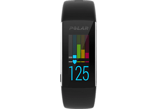 POLAR  A360, Activity Tracker, S, Schwarz