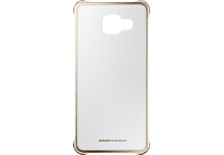 SAMSUNG Clear Cover Galaxy A3/16 Gold - (EF-QA310CFEGWW)