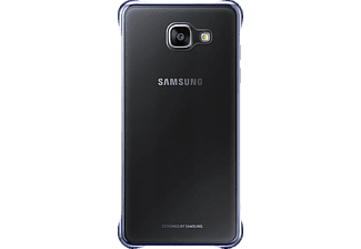 SAMSUNG Clear Cover Galaxy A5/16 Black - (EF-QA510CBEGWW)