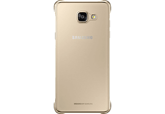 SAMSUNG Clear Cover Galaxy A5/16 Gold - (EF-QA510CFEGWW)