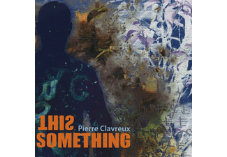 Pierre Clavreux - This Something - (CD)