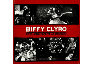 Biffy Clyro - Revolutions//Live At Wembley - (CD + DVD)