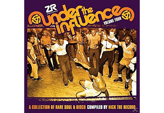 VARIOUS, Nick The Record - Under The Influence (Vol. 4) - (Vinyl)