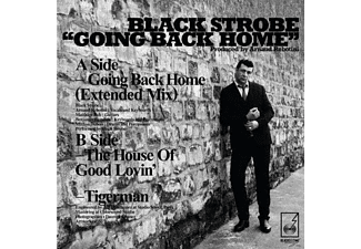 Black Strobe - Going Back Home - (Vinyl)