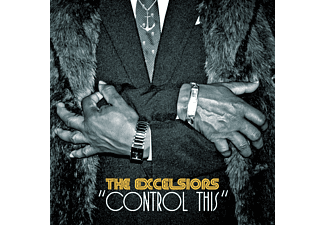 The Excelsiors - Control This - (Vinyl)
