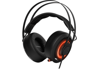 STEELSERIES Siberia 650 Headset -Svart