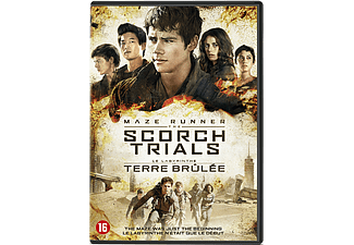 The Maze Runner: Scorch Trials | DVD