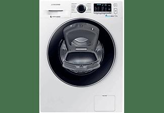 samsung waschmaschine ww 7 ak 5400 uw eg mit addwash waschmaschinen online kaufen bei mediamarkt. Black Bedroom Furniture Sets. Home Design Ideas