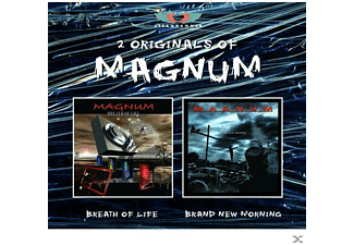 Magnum - Breath Of Life/Brand New Morning - (CD)